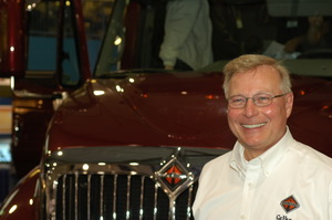 James L. Hebe, Navistar senior vice president, North America Sales Operations,