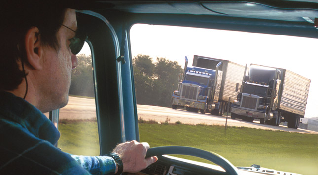 The new screening program gives employers five years of an applicant's crash history and three years of his inspection history - with the driver's permission.