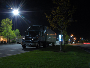 So far this year, cargo theft gangs are seeking larger payoffs per theft, stealing two, three and even four trailers at a time, most commonly from terminals where trailers are more likely loaded with similar product. (Photo by Jim Park)