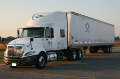 Despite several cost-savings efforts, USA Truck swung to a loss during the fourth quarter.