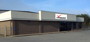The new Vanguard Truck Center in Adairsville, Ga., is located at 180 Princeton Blvd., just off I-75.