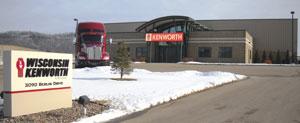 Wisconsin Kenworth opened a new full-service location in La Crosse.