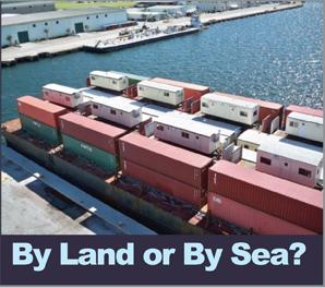 (Photo courtesy of SeaBridge Freight)