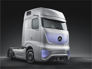 Daimler Trucks Shares its Vision of the Future