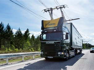 Siemens Opens First Public Electric Highway in Sweden