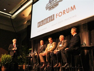 Drivers Key Focus of HDT Truck Fleet Innovators Panel