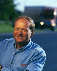 Don Schneider was one of HDT's inaugural Truck Fleet Innovators in 2006.