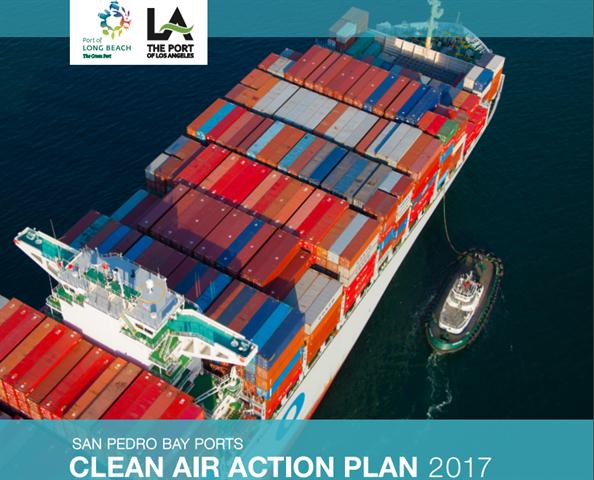 Screenshot via Clean Air Action Plan