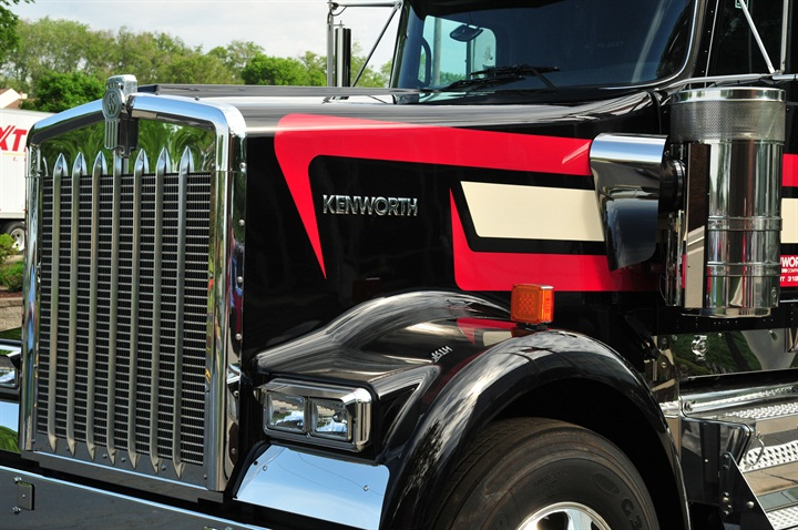 Orders for the Icon 900 have vastly exceeded Kenworth s expectations.