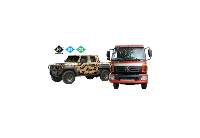 The Dominator (left) and Class 7 truck offerings from Alkane will now