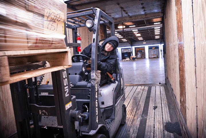 Photo: ArcBest Freight