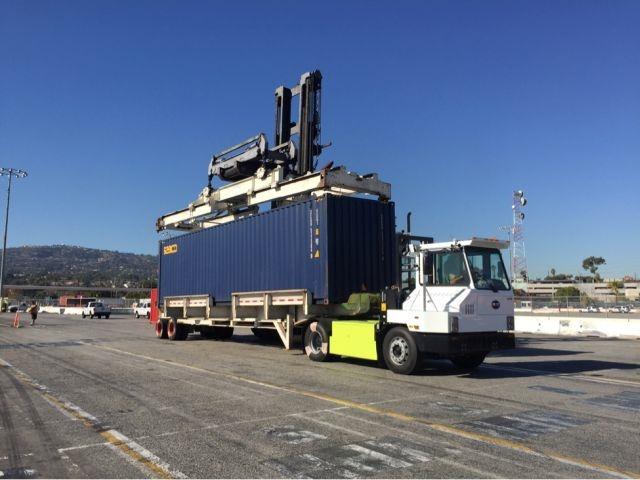 Photo courtesy of BYD Trucks.