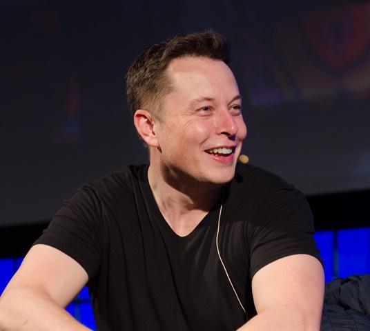 Photo of Elon Musk in 2013 via Dan Taylor/Flickr.