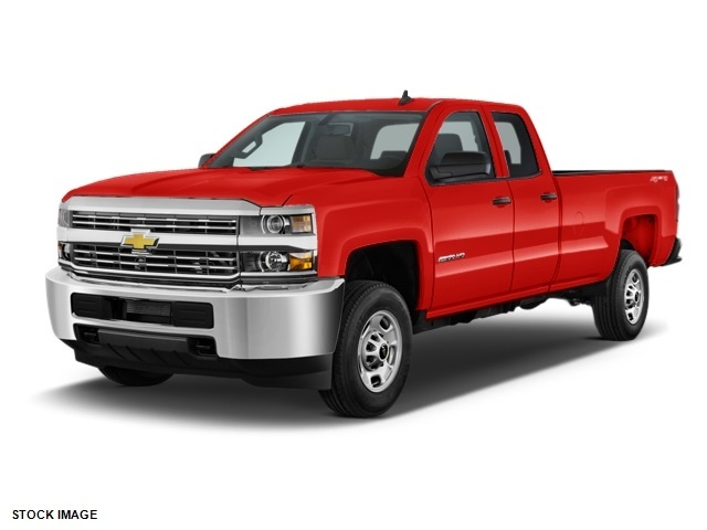 Photo of 2017 Silverado 2500HD courtesy of GM.