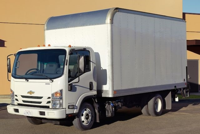 Photo of Chevrolet Low Cab Forward courtesy of GM.