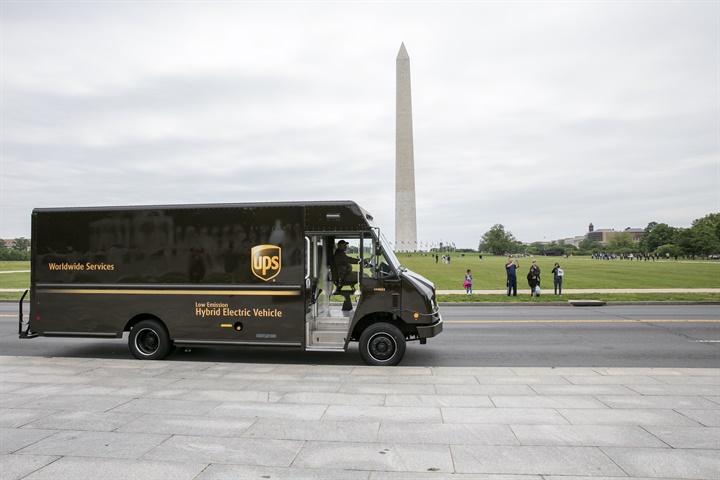 Image courtesy of UPS.