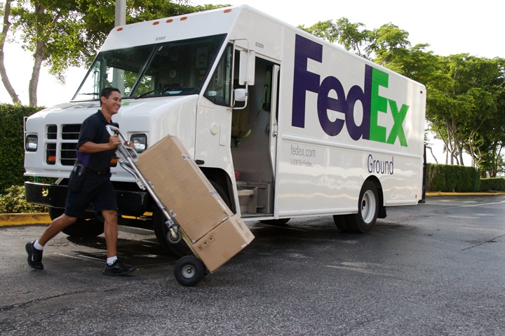 FedEx Ground says since 2011, it has only contracted with incorporated