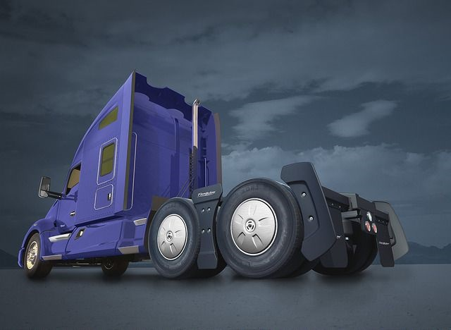Kenworth now offers the FlowBelow Tractor AeroKit as a T680 option.