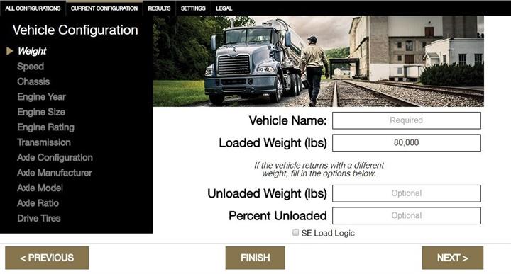 Image courtesy of Mack Trucks