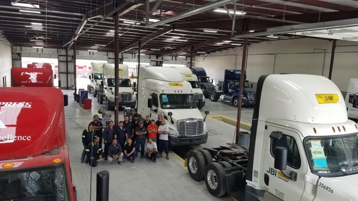 Fontaine Modification Fleet Services has opened a new truck