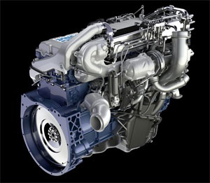 Navistar s MaxxForce engine