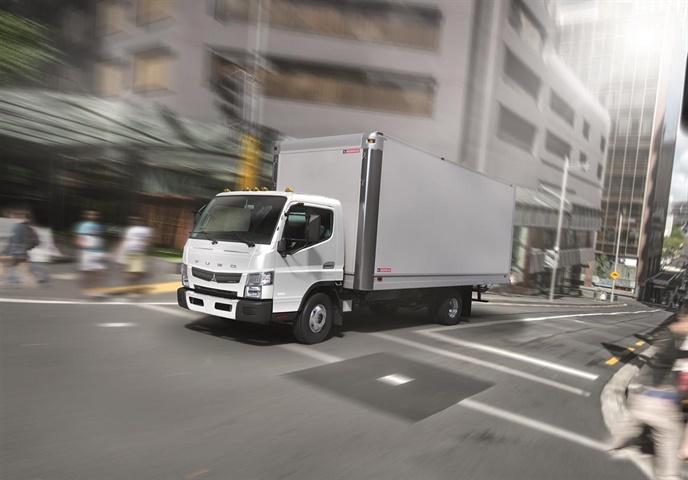 Image: Mitsubishi Fuso
