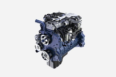Navistar s N9 Engine Photo: Navistar