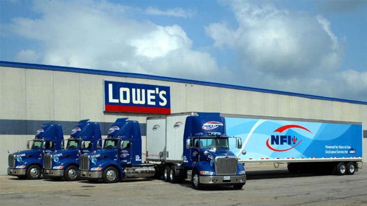 These 17 trucks are looking to fuel about 500,000 DGEs of LNG/year,