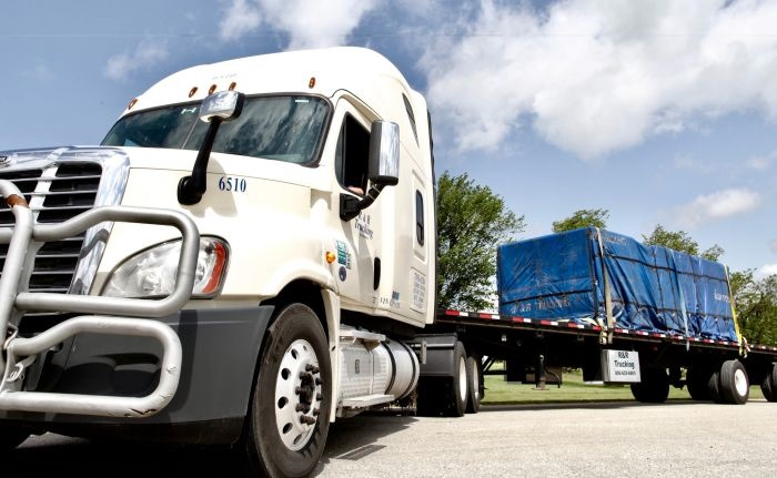 R&R Trucking transports specialty cargo requiring unique training