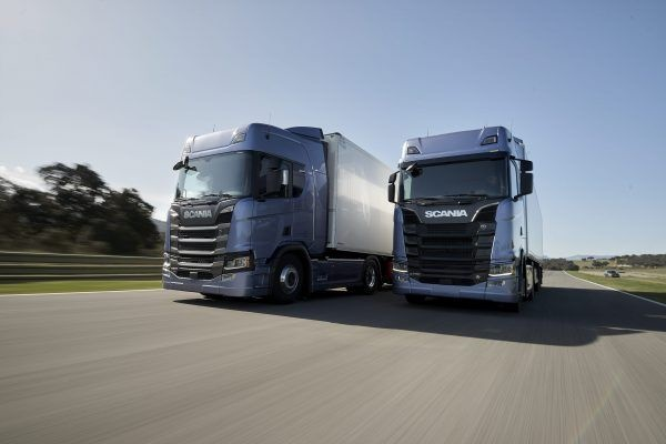 Photos: Gustav Lindh, courtesy Scania