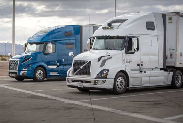 Uber sees its self-driving trucks taking over many of the long-haul