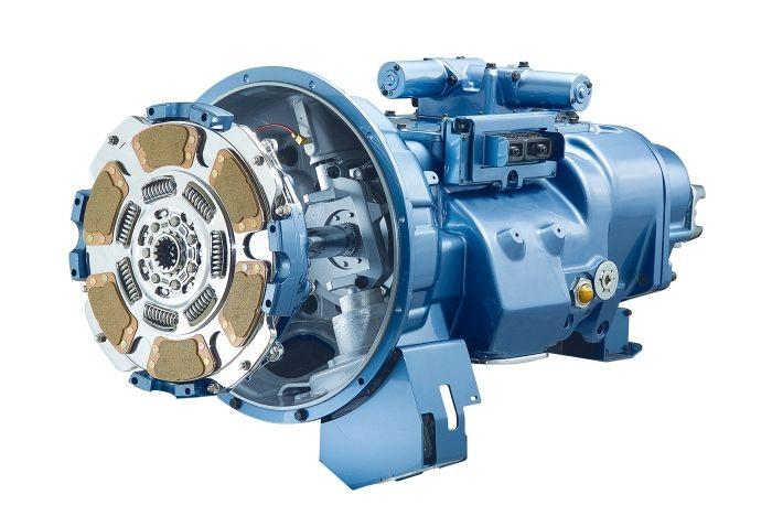 The UltraShift Plus automated manual transmission. Photo: Eaton