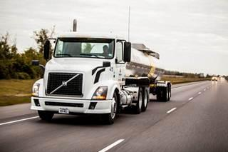 Volvo has conducted extensive customer field tests of the DME-powered