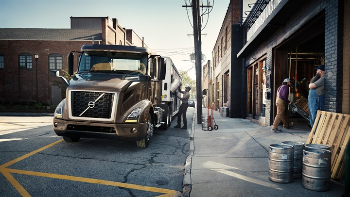 Volvo s Magnus Koeck says a new industry emphasis on regional haul