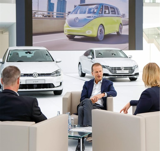 In an interview with VW s Inside magazine, CEO Herbert Diess said