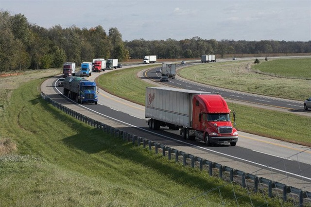 Indiana Toll Road. Photo: Indiana Toll Road Facebook page.