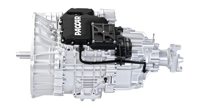 The new Paccar Automated Transmission was designed from the ground up as an automated transmission. Photo: Paccar