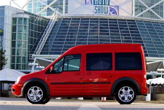 File photo of 2011 Ford Transit Connect