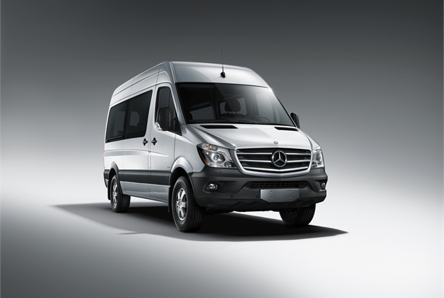 Daimler to Build Next-Gen Sprinter in N.A.