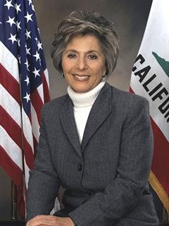 Sen. Barbara Boxer has worked to forge bipartisan deals on transportation. Photo: U.S. Senate