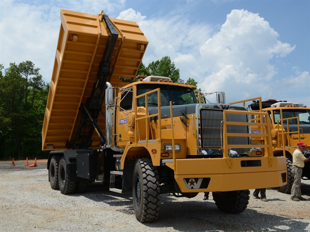 Western Star Truck's Extreme Duty Offroad models are like getting three trucks for the price of one. Photo by Jim Park