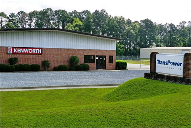 Kenworth dealer Trans Power has opened a new parts location one mile west of U.S. Interstate 75.