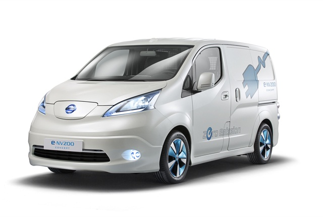 Nissan is in the final development phase of its second mass production zero emission vehicle, the e-NV200 compact van.