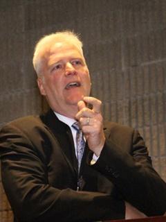 Neil McIrvin, vice president/OEM sales, trailer and municipal. Photo: Evan Lockridge