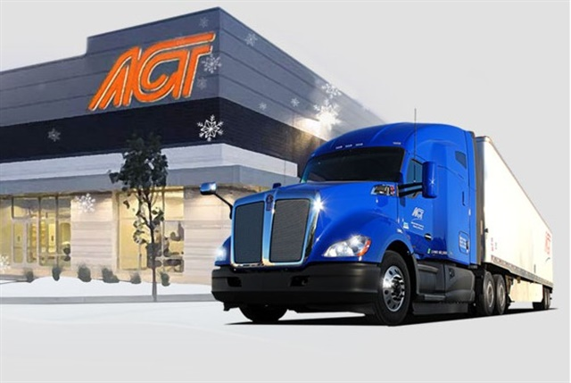 ACT contract drivers will be paid an additional 2 cents per mile and company drivers will receive a pay raise and be eligible for up to $500 in monthly bonuses. Photo via ACT