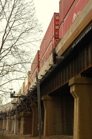 U.S. Intermodal Rail Volume Sets New Weekly Record