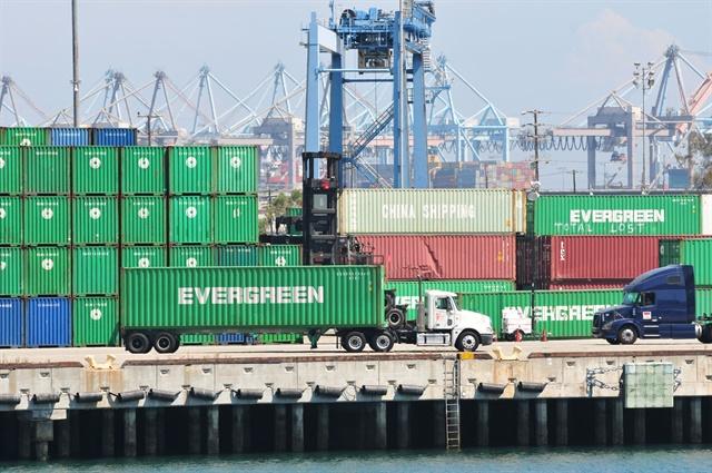 $140 million will go toward incentivizing cleaner vehicles at California's ports. Photo: Jim Park.