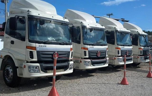 Photo: Alkane Truck Company
