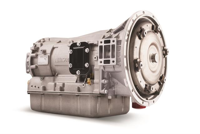 Allison says its 9-speed transmission will be ready by 2020. Photo: Allison