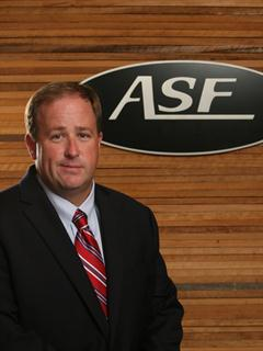 ASF president Michael Smith.